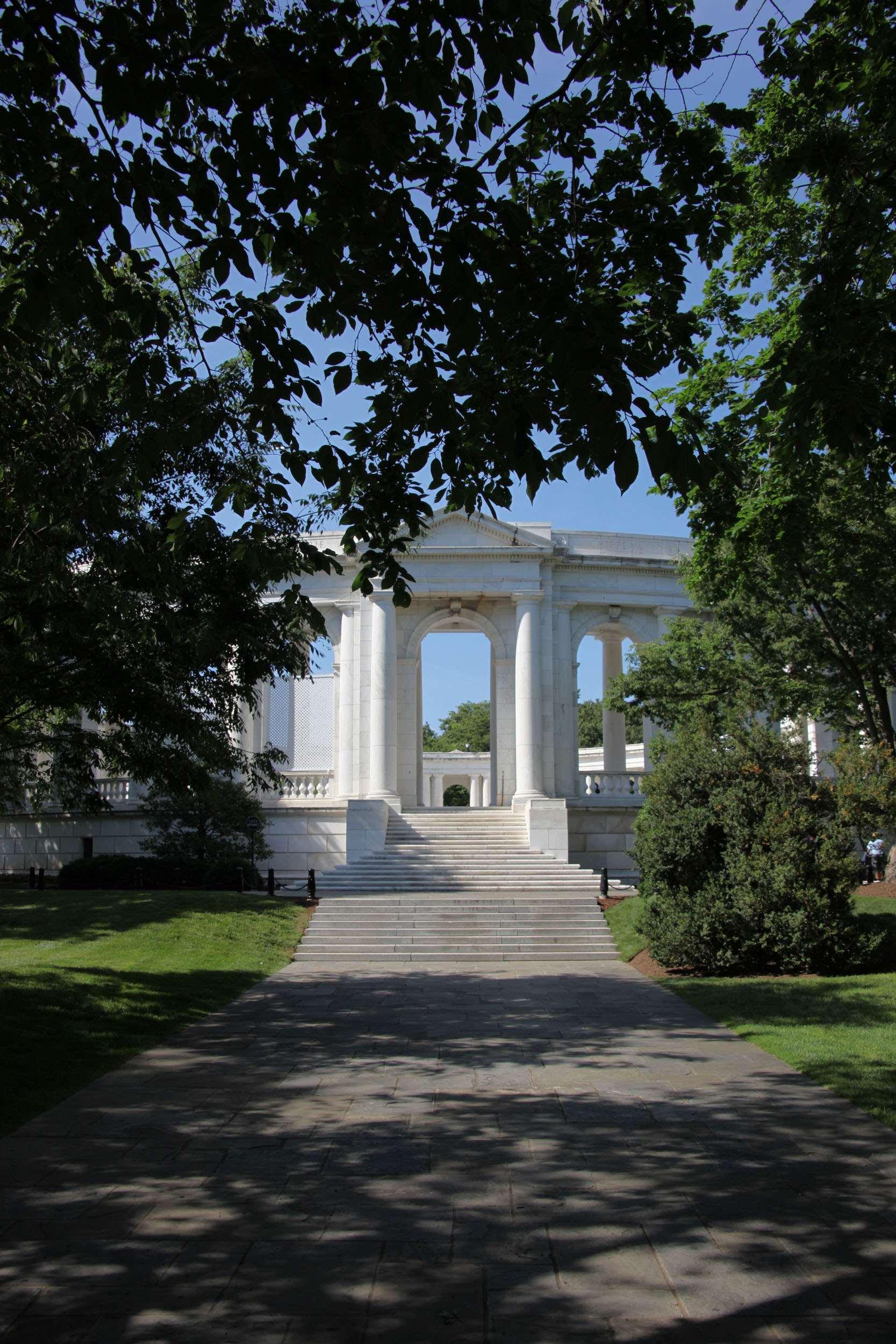 memorial amphitheater5 The Memorial Amphitheater at Arlington National Cemetery