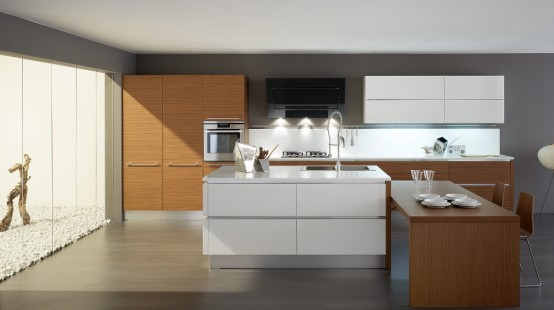 modern kitchen13 Modern Kitchen Design Inspirations