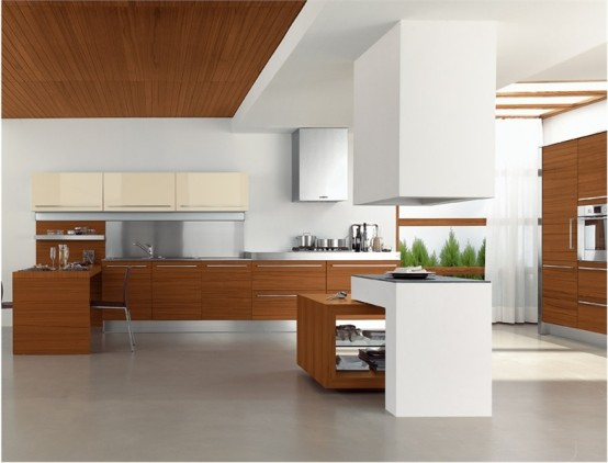 modern kitchen5 Modern Kitchen Design Inspirations