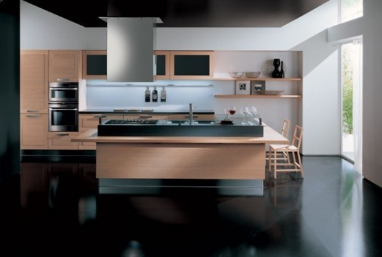 modern kitchen9 Modern Kitchen Design Inspirations