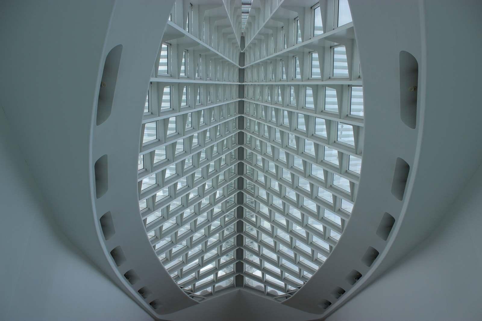 milwaukee art museum10 Modern Milwaukee Art Museum by Santiago Calatrava