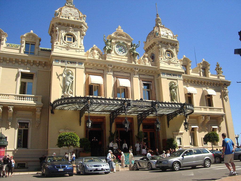 monte carlo casino4 Most Famous European Casino, Monte Carlo