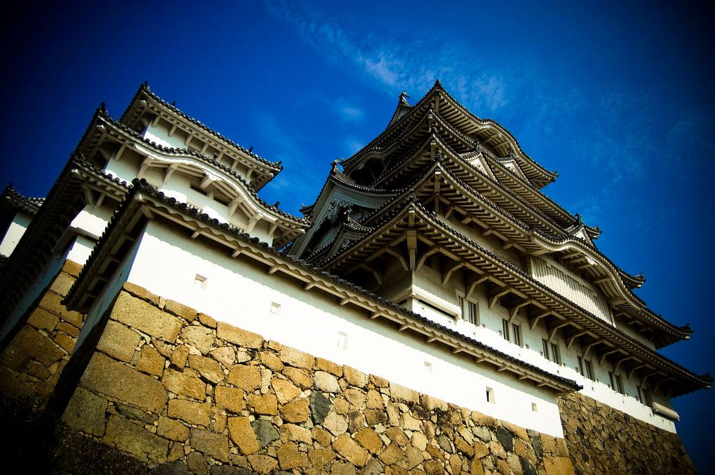 himeji castle1 Most Impressive Castles of the World   Himeji
