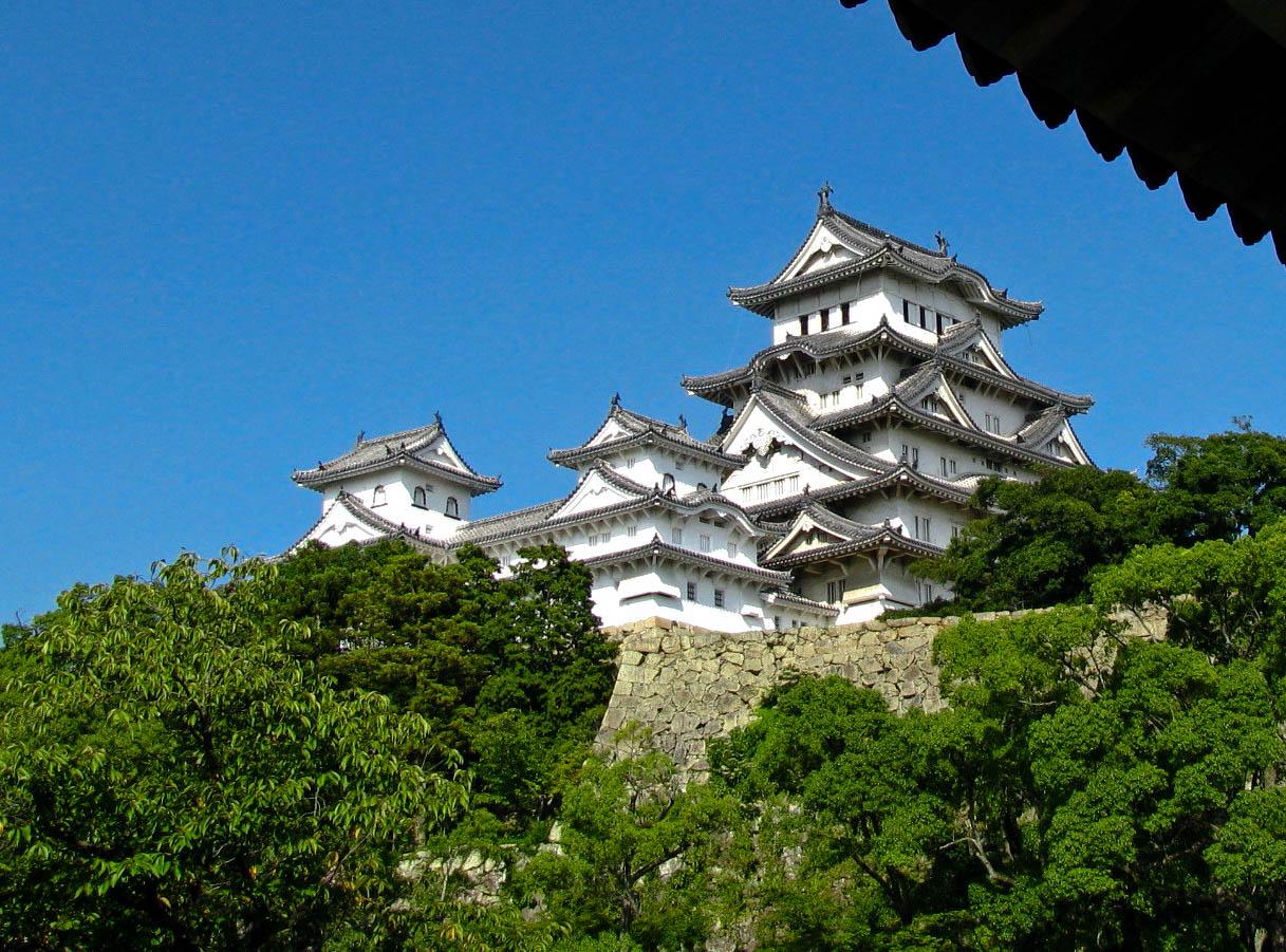 himeji castle8 Most Impressive Castles of the World   Himeji