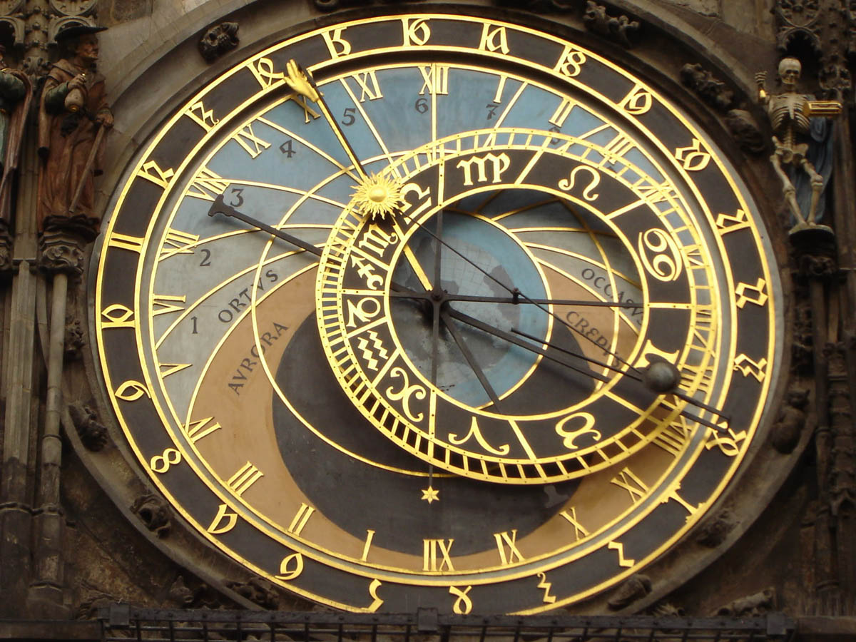 orloj Orloj   Astronomical Clock in Prague