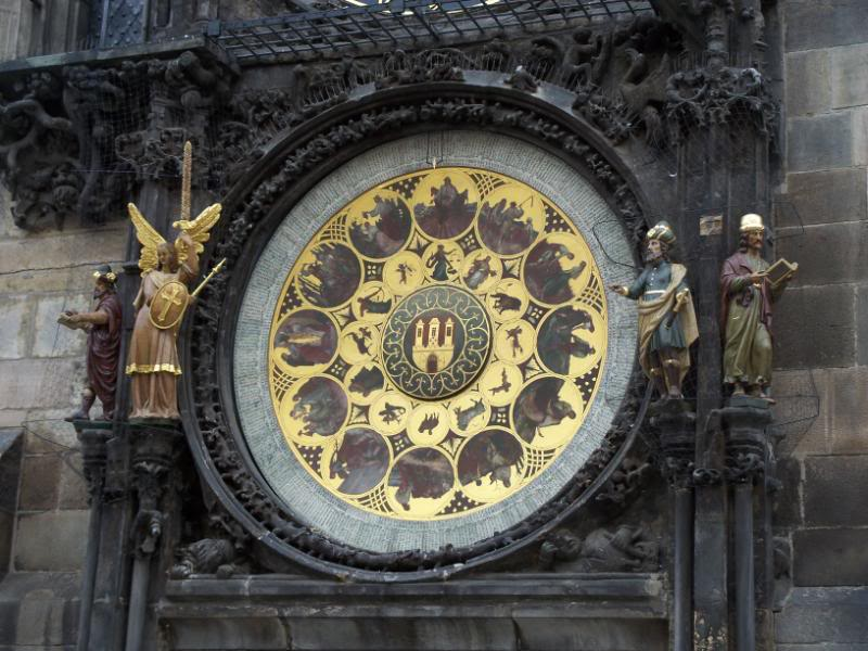 orloj10 Orloj   Astronomical Clock in Prague
