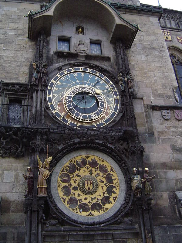 orloj2 Orloj   Astronomical Clock in Prague