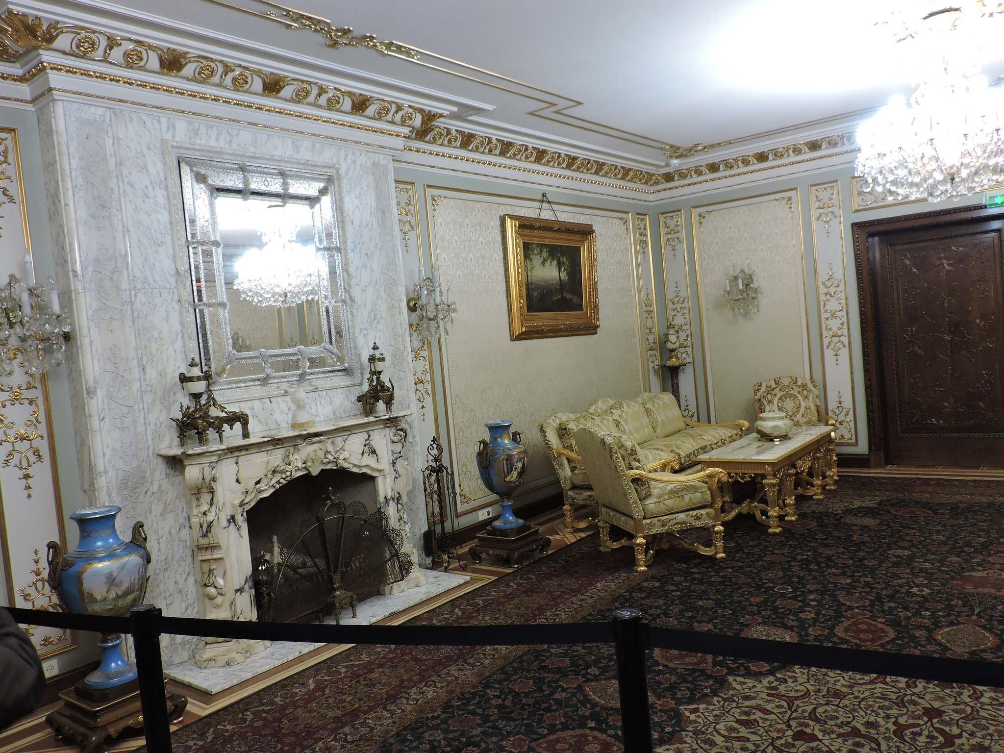 palatul primaverii9 Palatul Primaverii aka Spring Palace of Ceausescu