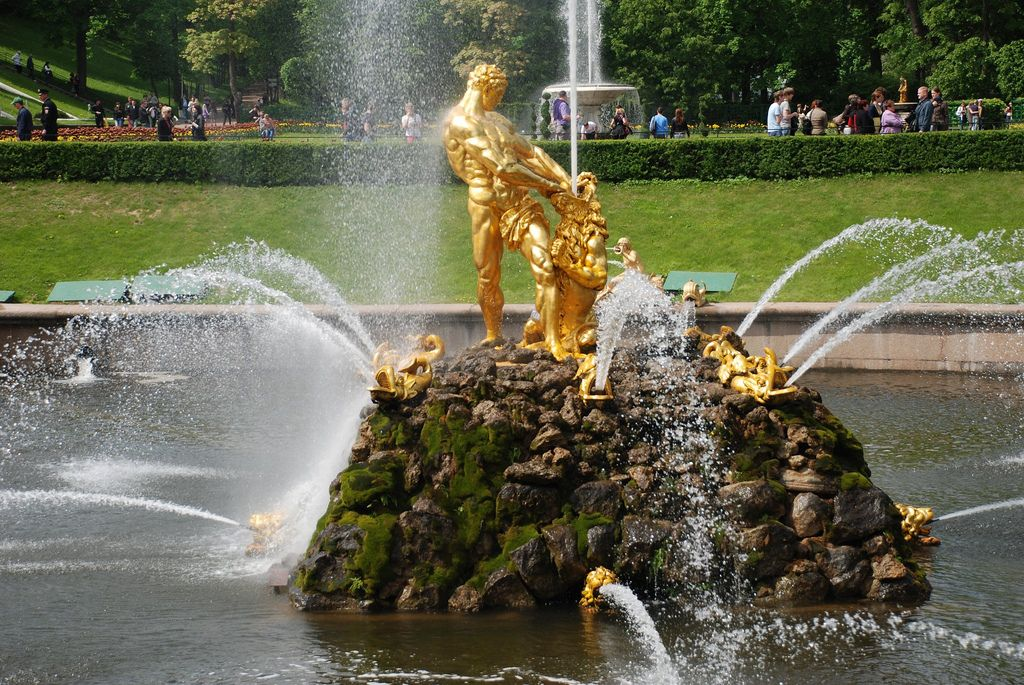 peterhof1 Peterhof   The Russian Versailles