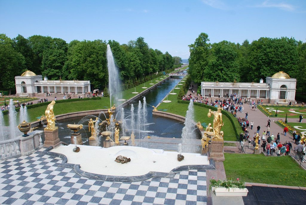 peterhof12 Peterhof   The Russian Versailles