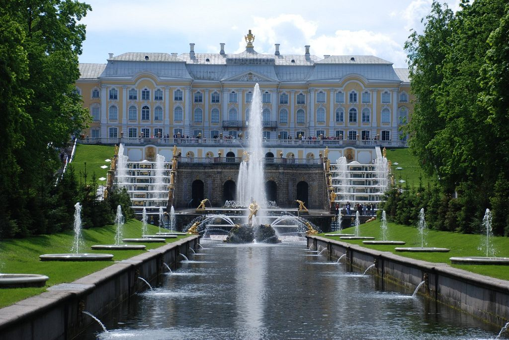 peterhof17 Peterhof   The Russian Versailles