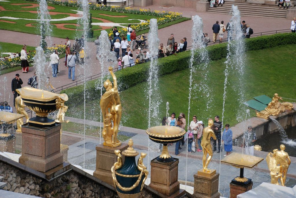 peterhof21 Peterhof   The Russian Versailles
