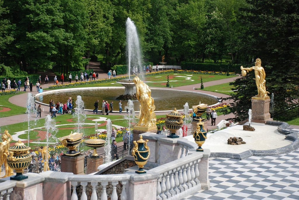 peterhof4 Peterhof   The Russian Versailles