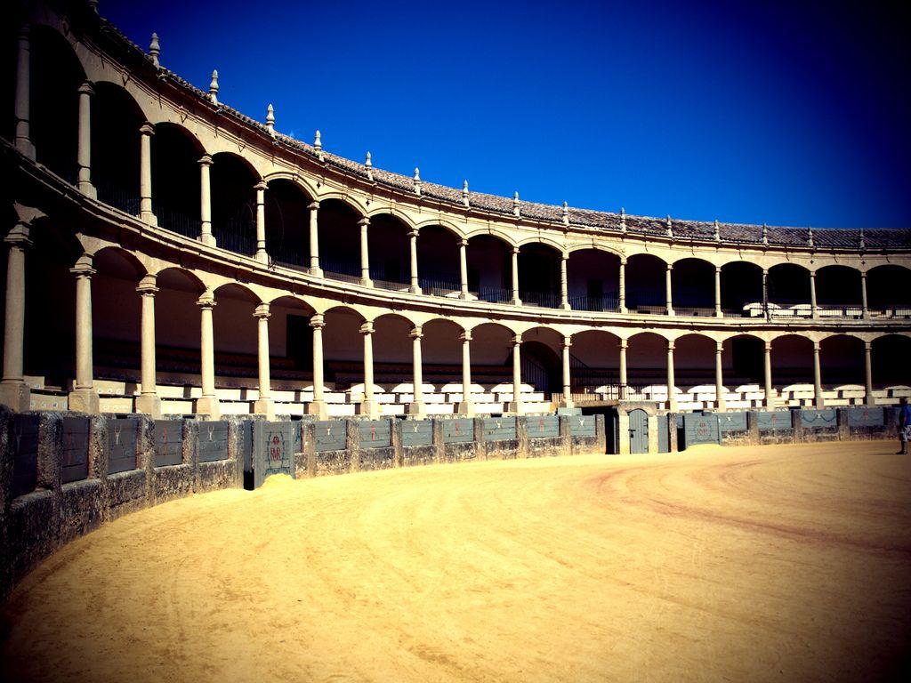 plaza de toros1 Plaza de Toros de Ronda