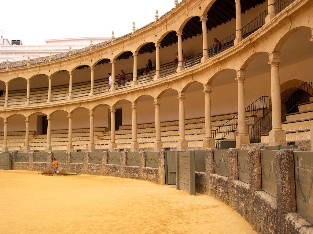 plaza de toros10 Plaza de Toros de Ronda