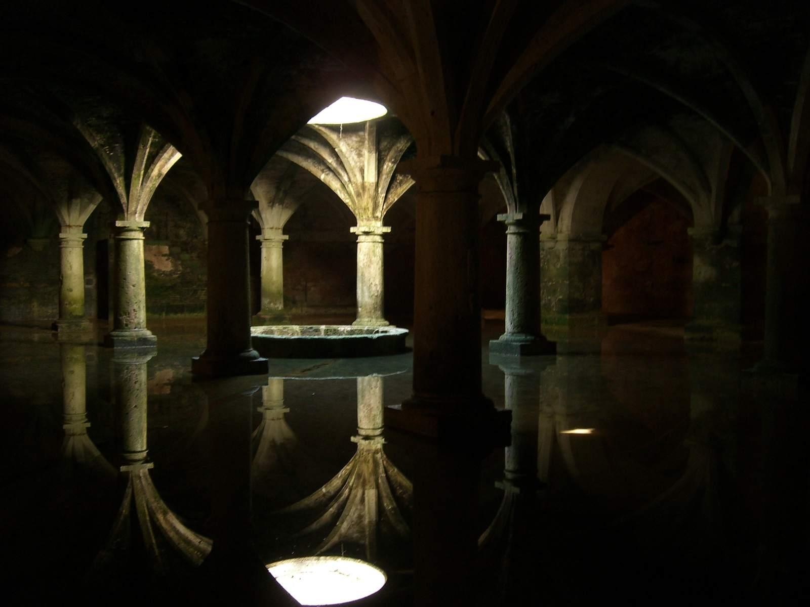 el jadida Portuguese El Jadida Cistern, Morocco