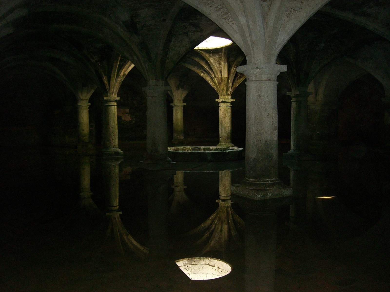el jadida3 Portuguese El Jadida Cistern, Morocco