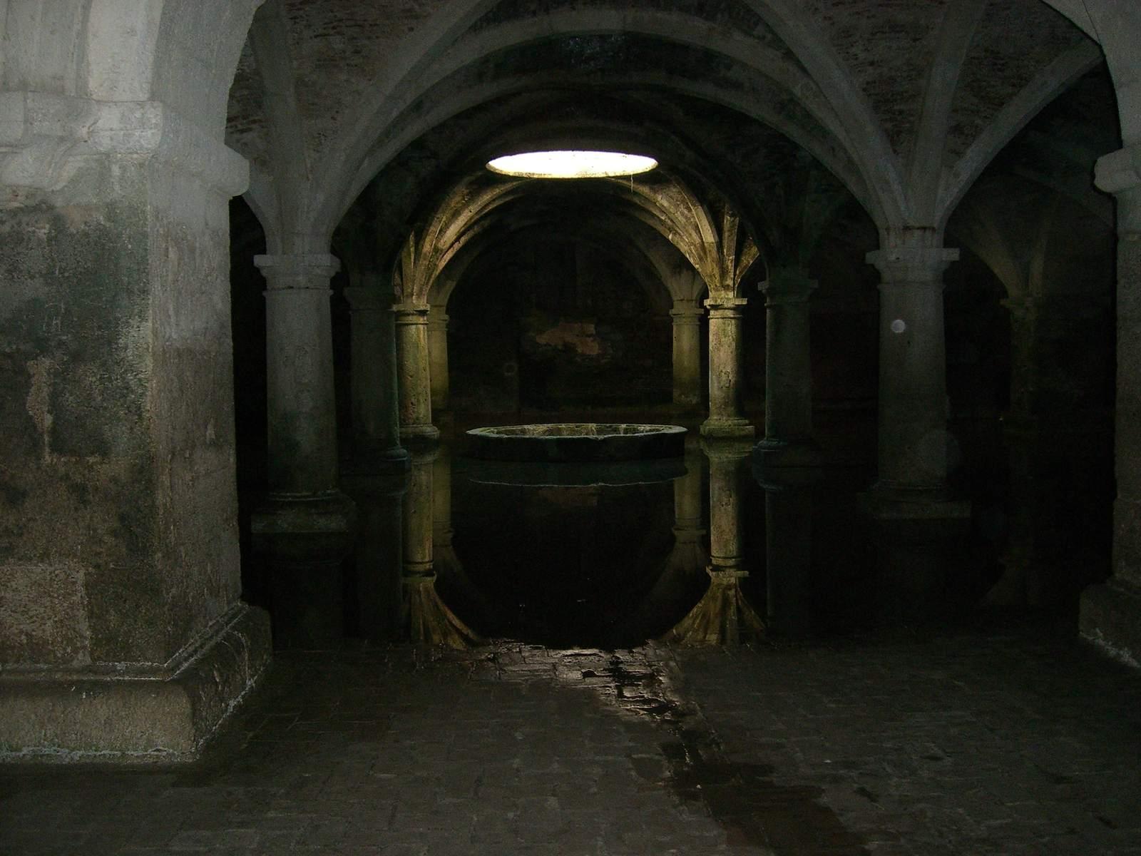 el jadida4 Portuguese El Jadida Cistern, Morocco