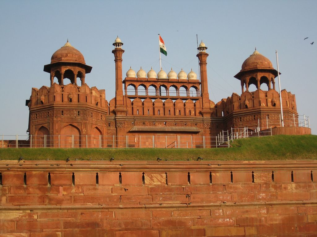 red fort Red Fort   Wonder of India
