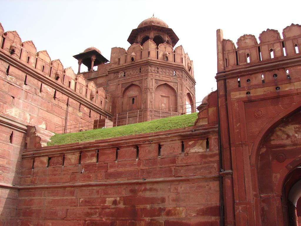 red fort1 Red Fort   Wonder of India