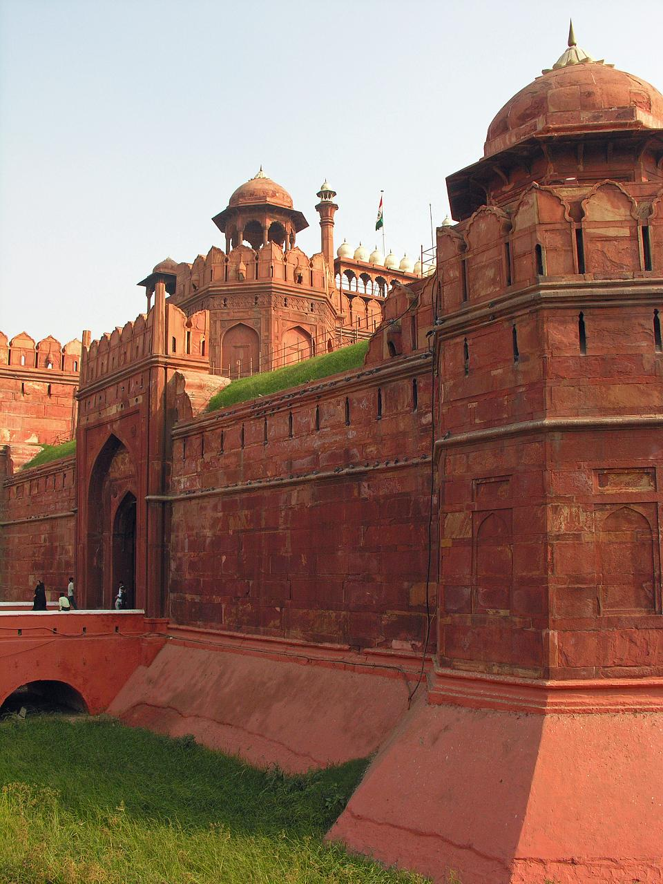 red fort5 Red Fort   Wonder of India
