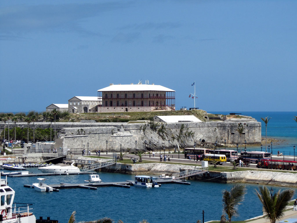 bermuda7 The Royal Naval Dockyard   Tip On What To See in Bermuda