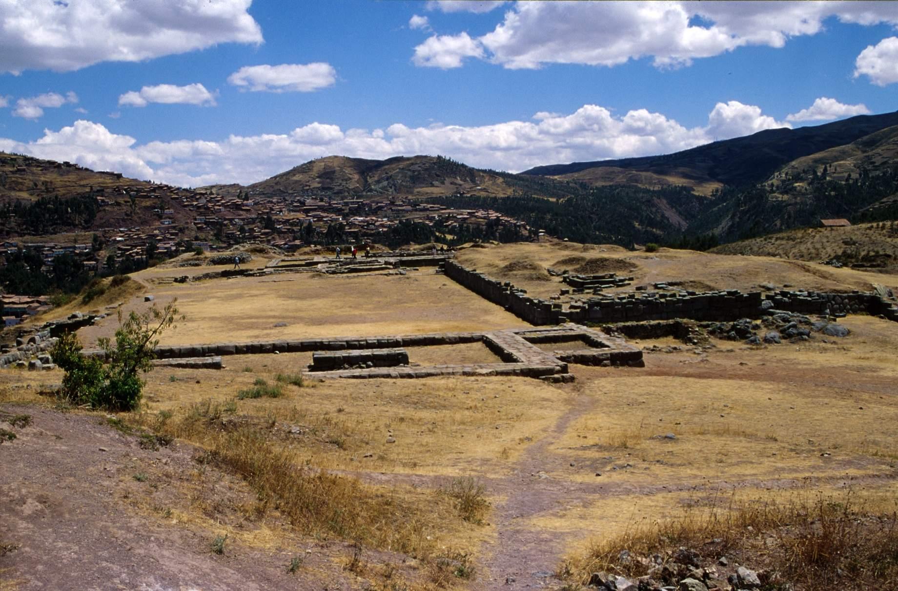 sacsayhuaman4 Sacsayhuaman   The Inca Ruins