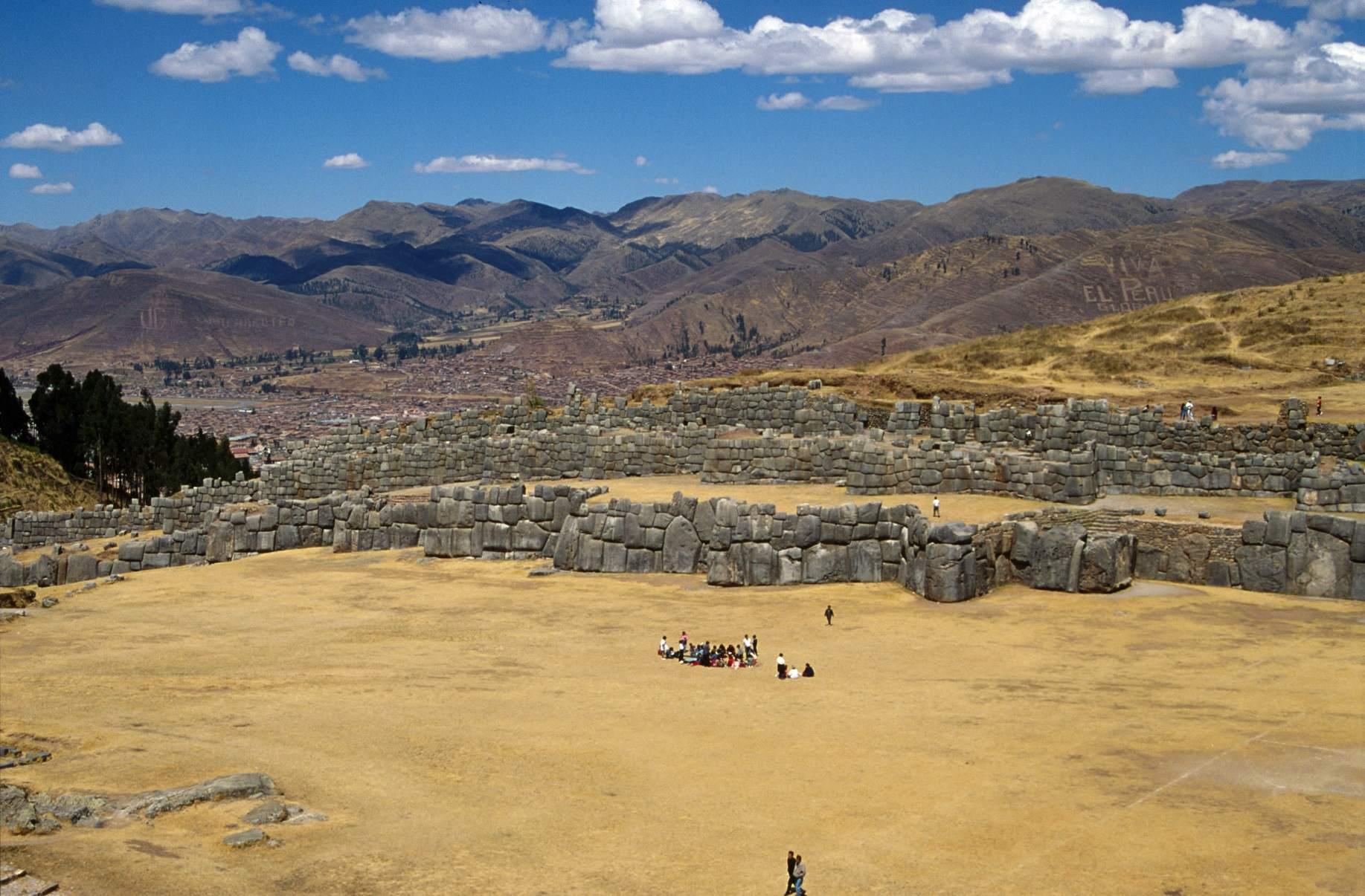 sacsayhuaman5 Sacsayhuaman   The Inca Ruins