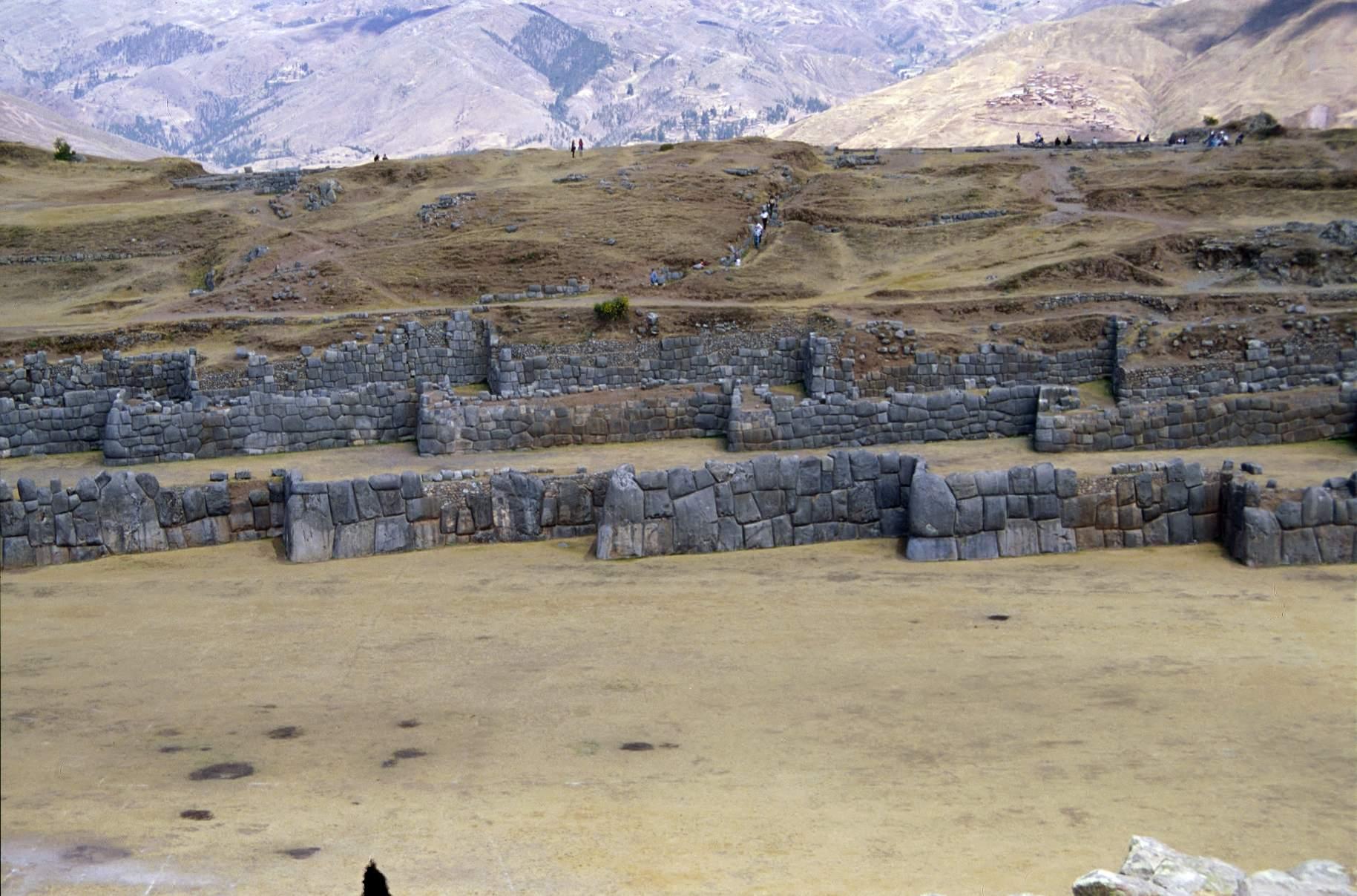 sacsayhuaman7 Sacsayhuaman   The Inca Ruins