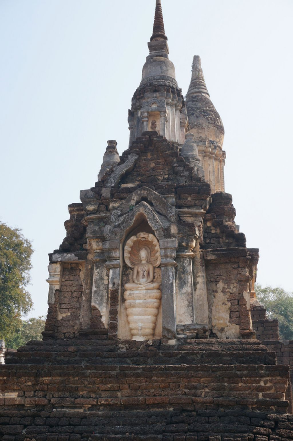 satchanalai5 Si Satchanalai Historical Park in Thailand