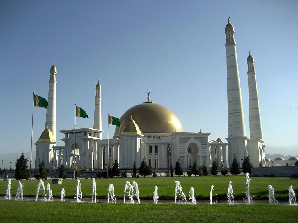 turkmenistan What to See in Turkmenistan