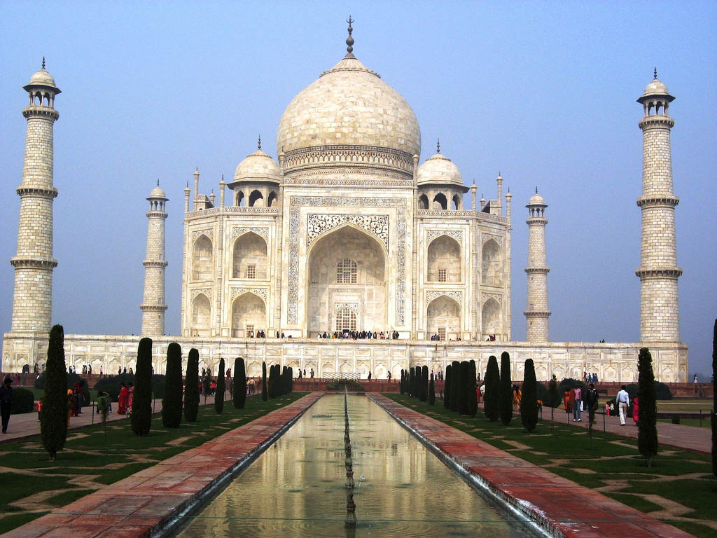 taj mahal Where Is The Taj Mahal ?