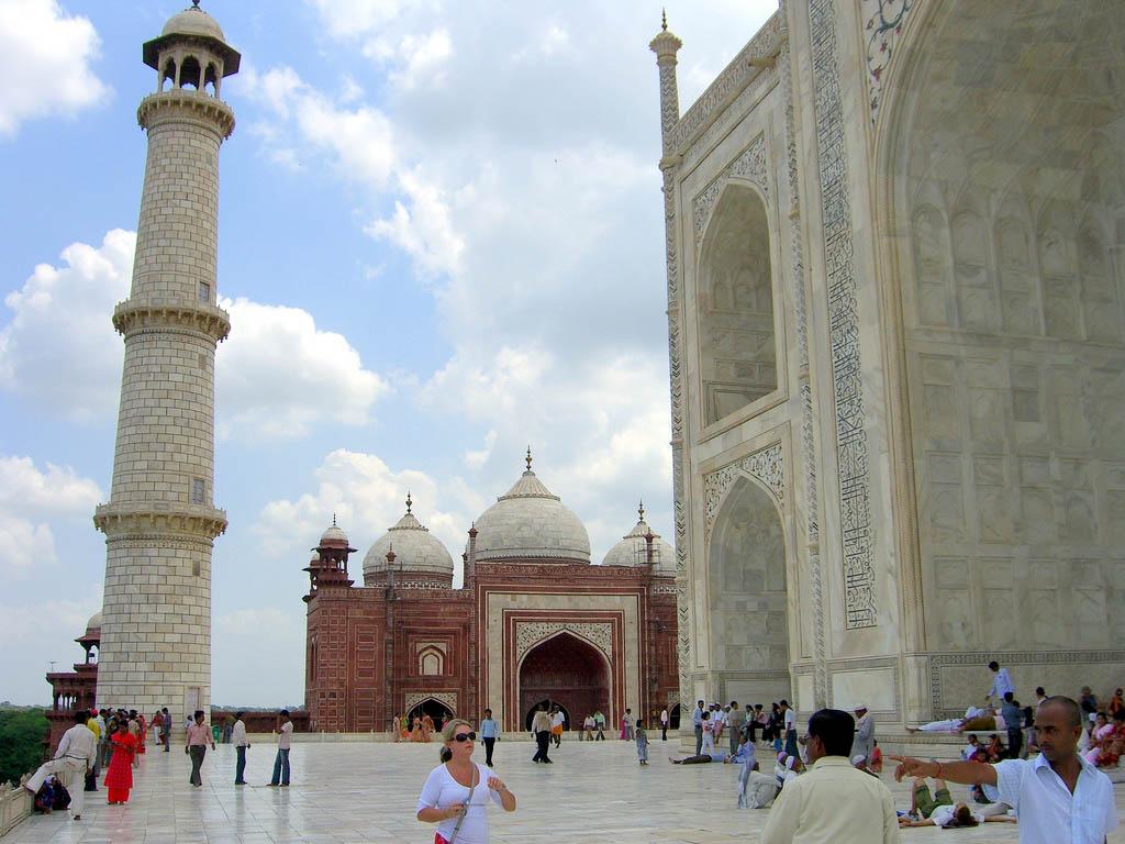 taj mahal11 Where Is The Taj Mahal ?