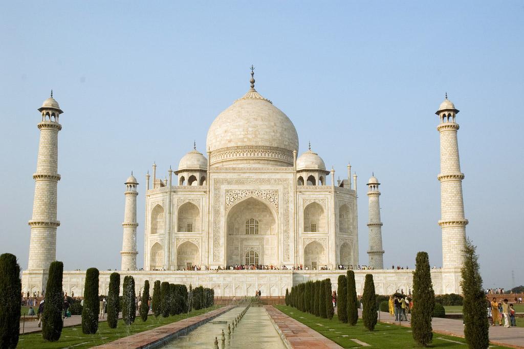taj mahal2 Where Is The Taj Mahal ?