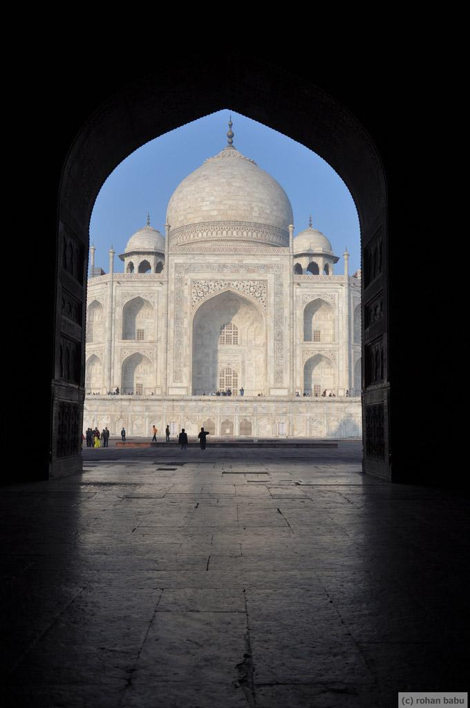 taj mahal5 Where Is The Taj Mahal ?
