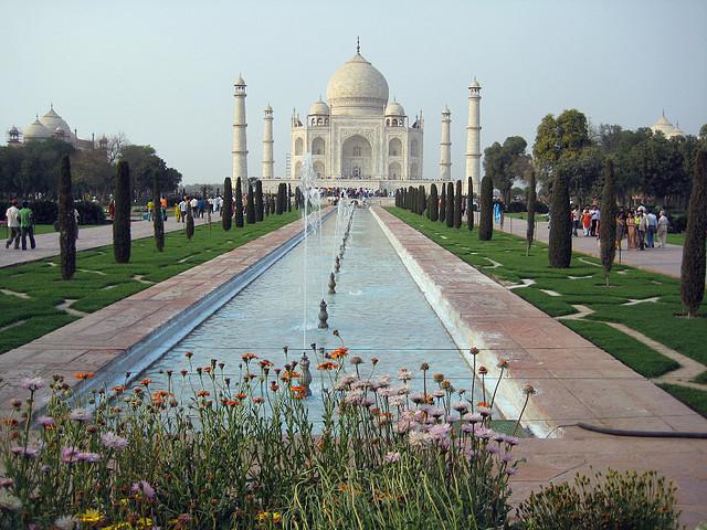 taj mahal7 Where Is The Taj Mahal ?