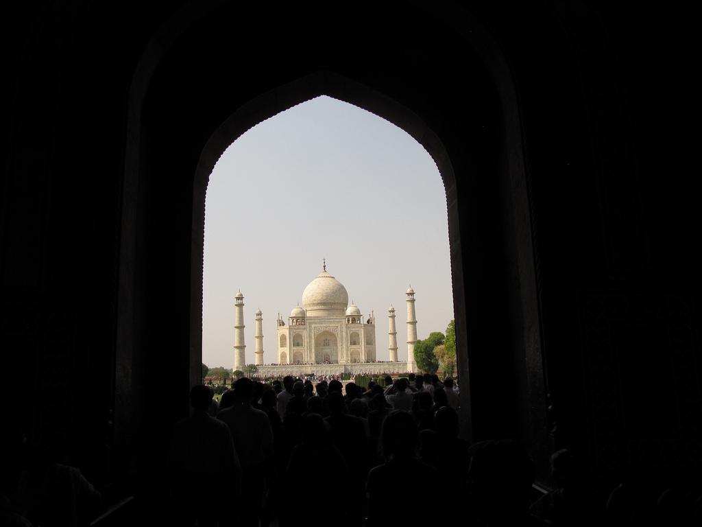 taj mahal8 Where Is The Taj Mahal ?