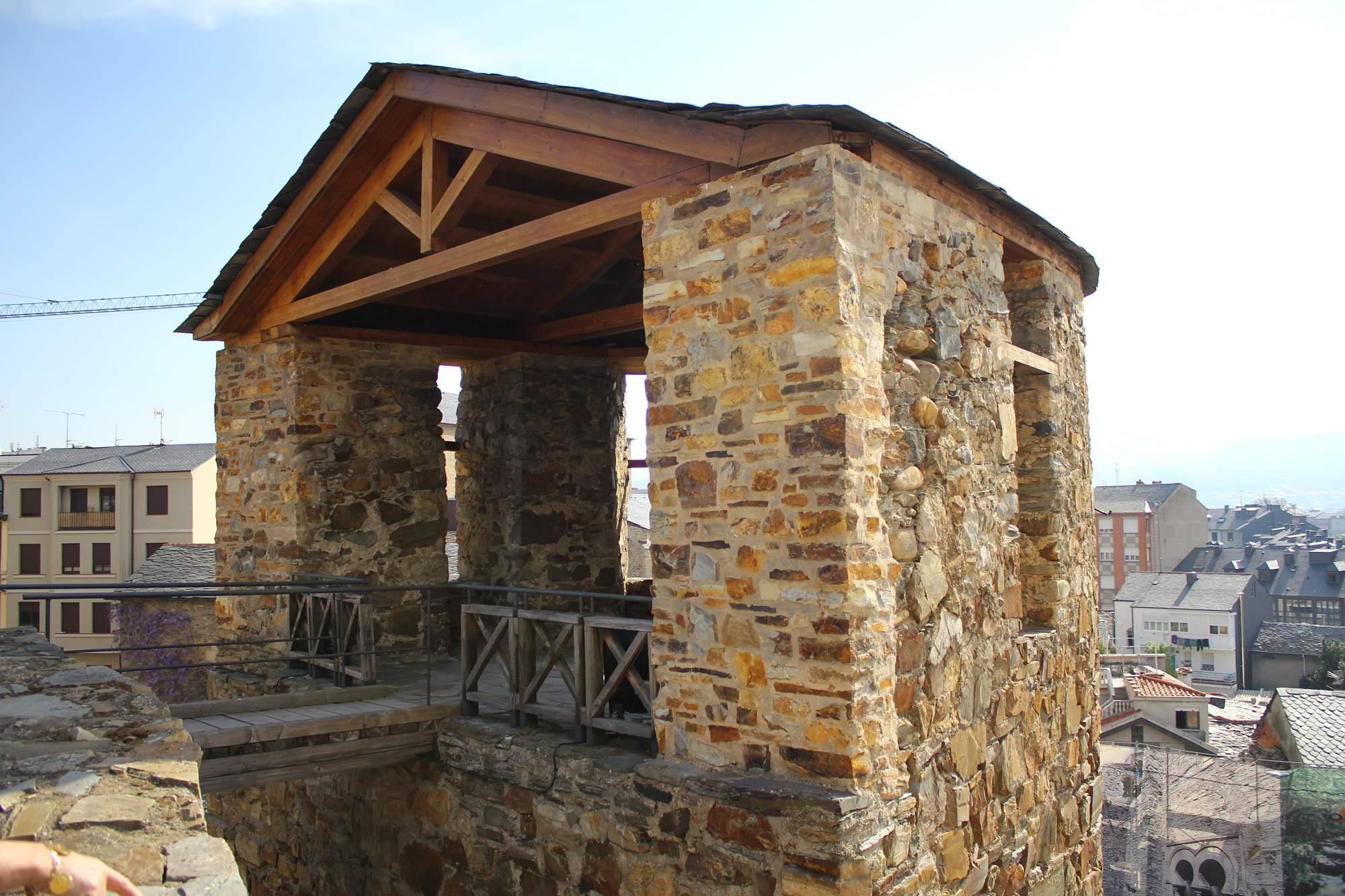 castle ponferrada16 Templar Castle of Ponferrada, Spain