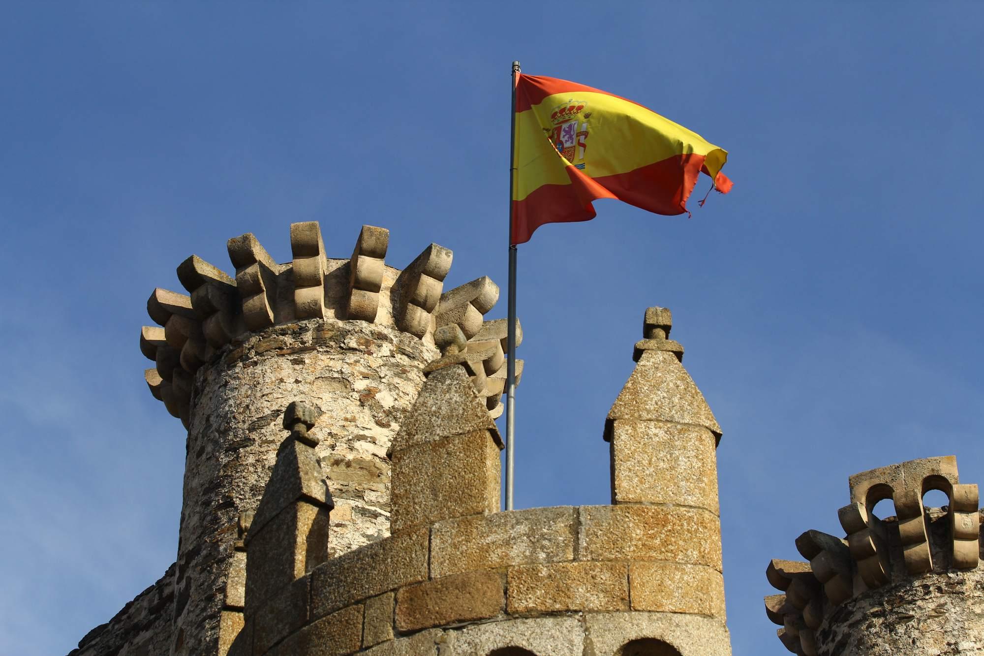 castle ponferrada4 Templar Castle of Ponferrada, Spain