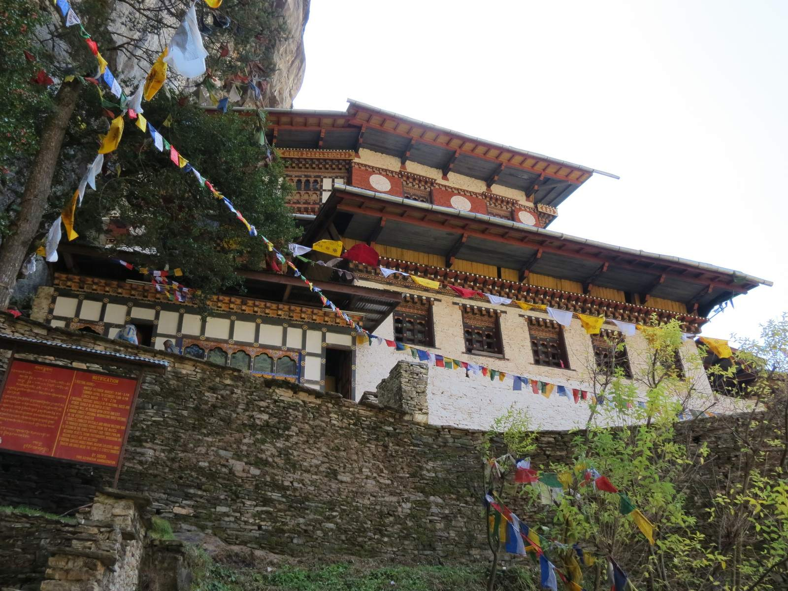 taktsang4 Tigers Nest in Bhutan