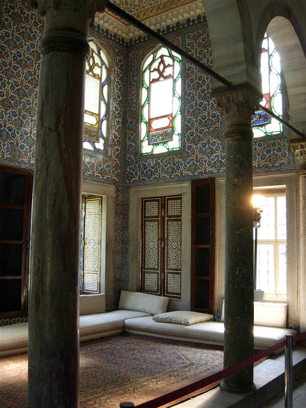 topkapi17 Topkapi Palace   Istanbul Sightseeing Tour