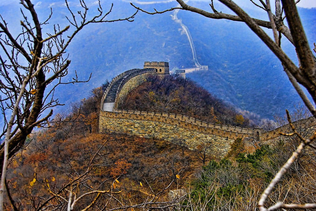 great wall china Unique Great Wall of China