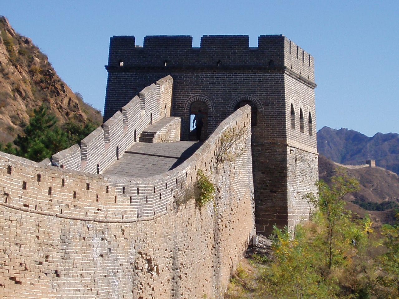 great wall china12 Unique Great Wall of China