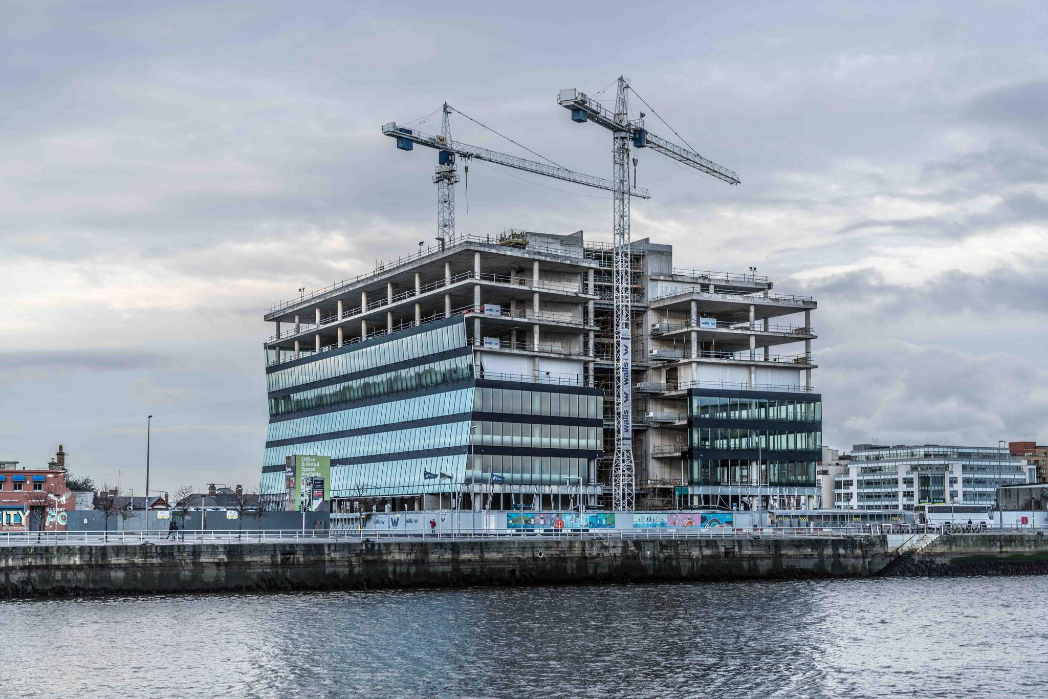 dublin docklands10 Walking Around Dublin Docklands by Marphy