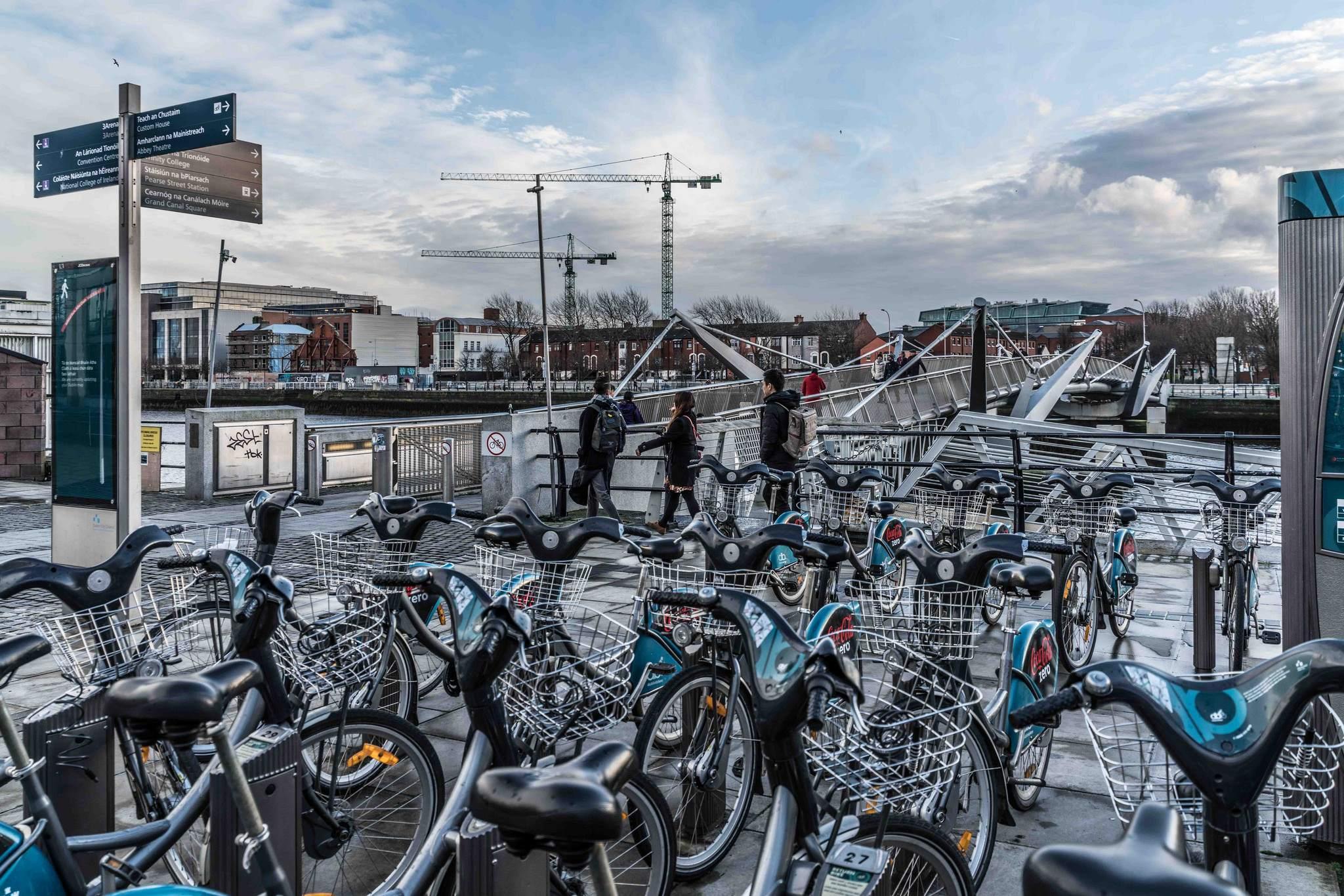 dublin docklands11 Walking Around Dublin Docklands by Marphy