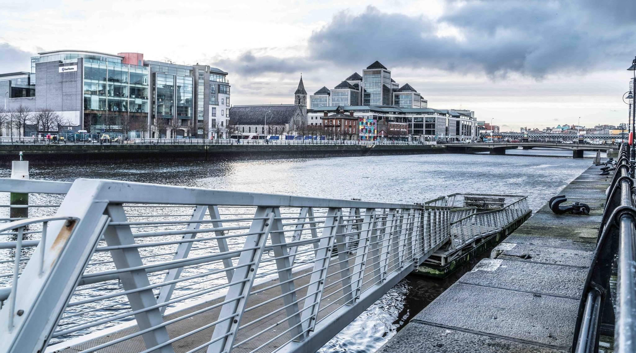 dublin docklands14 Walking Around Dublin Docklands by Marphy