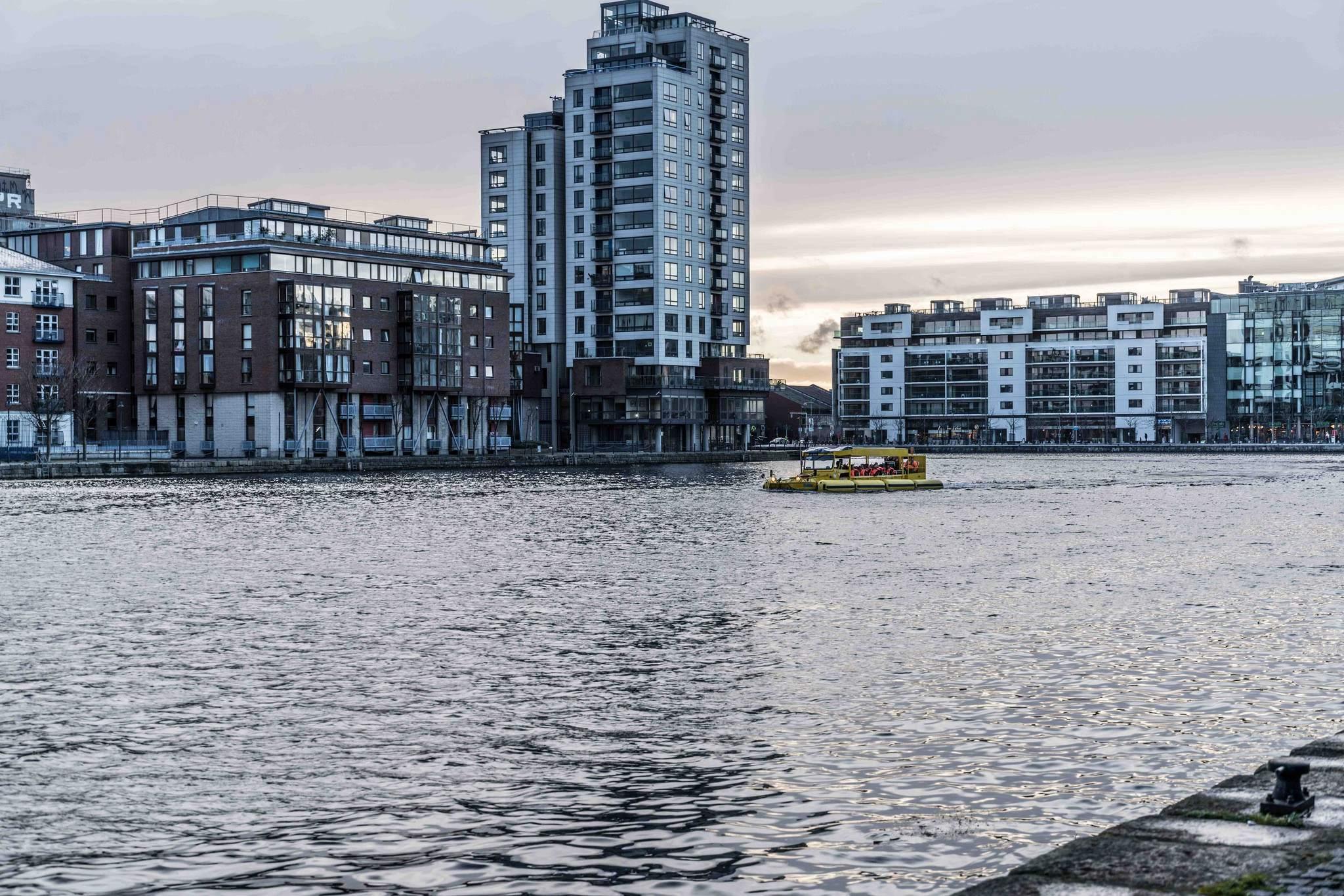 dublin docklands2 Walking Around Dublin Docklands by Marphy