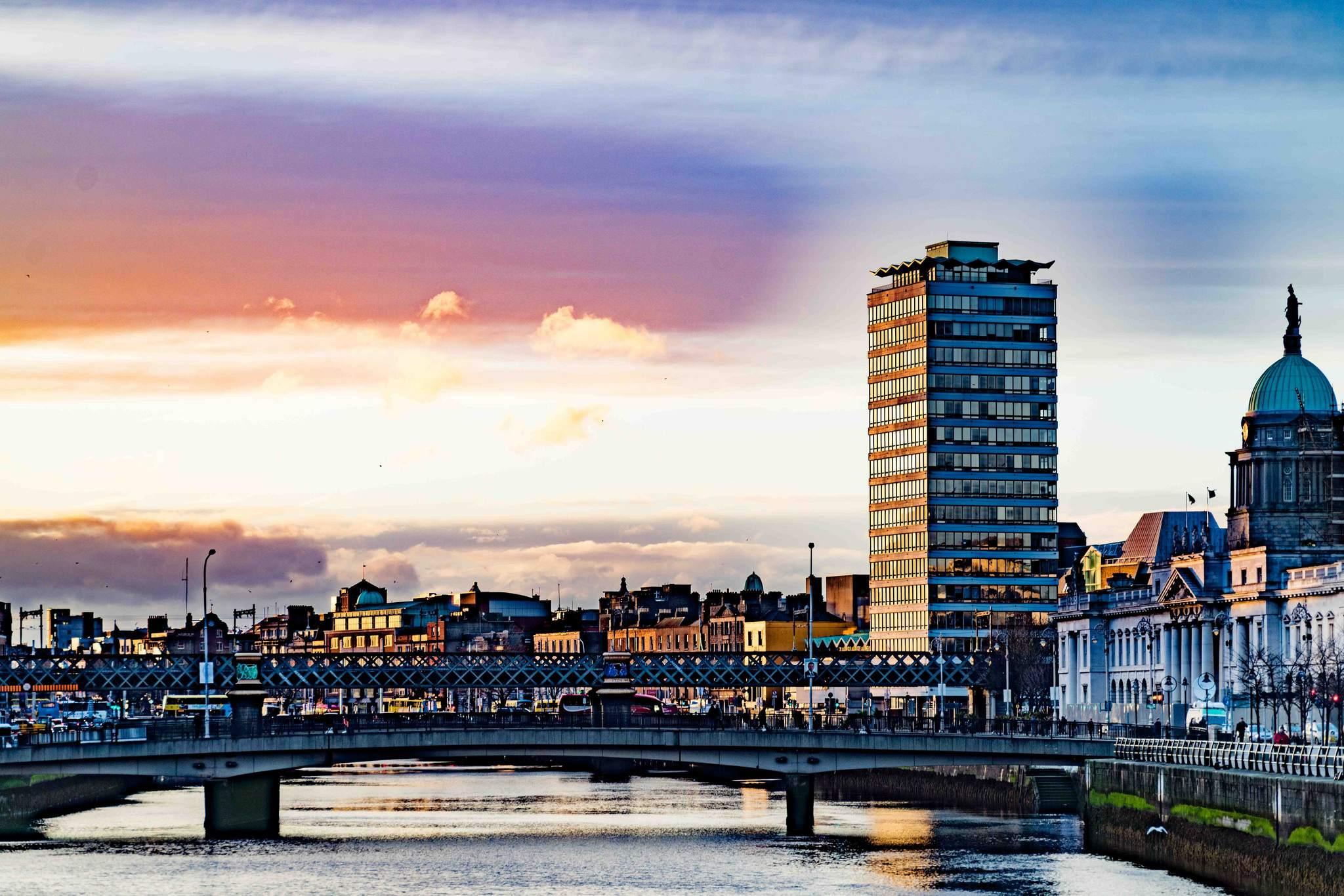 dublin docklands3 Walking Around Dublin Docklands by Marphy