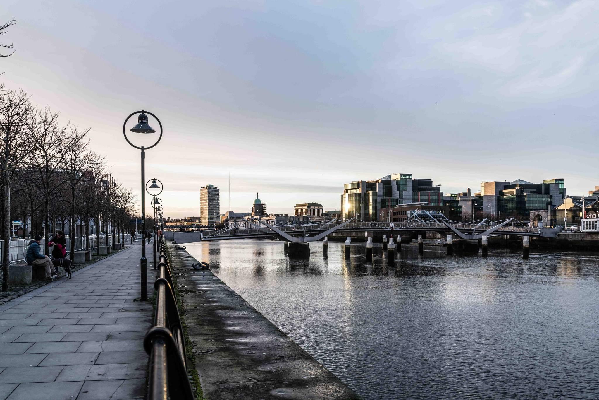 dublin docklands7 Walking Around Dublin Docklands by Marphy