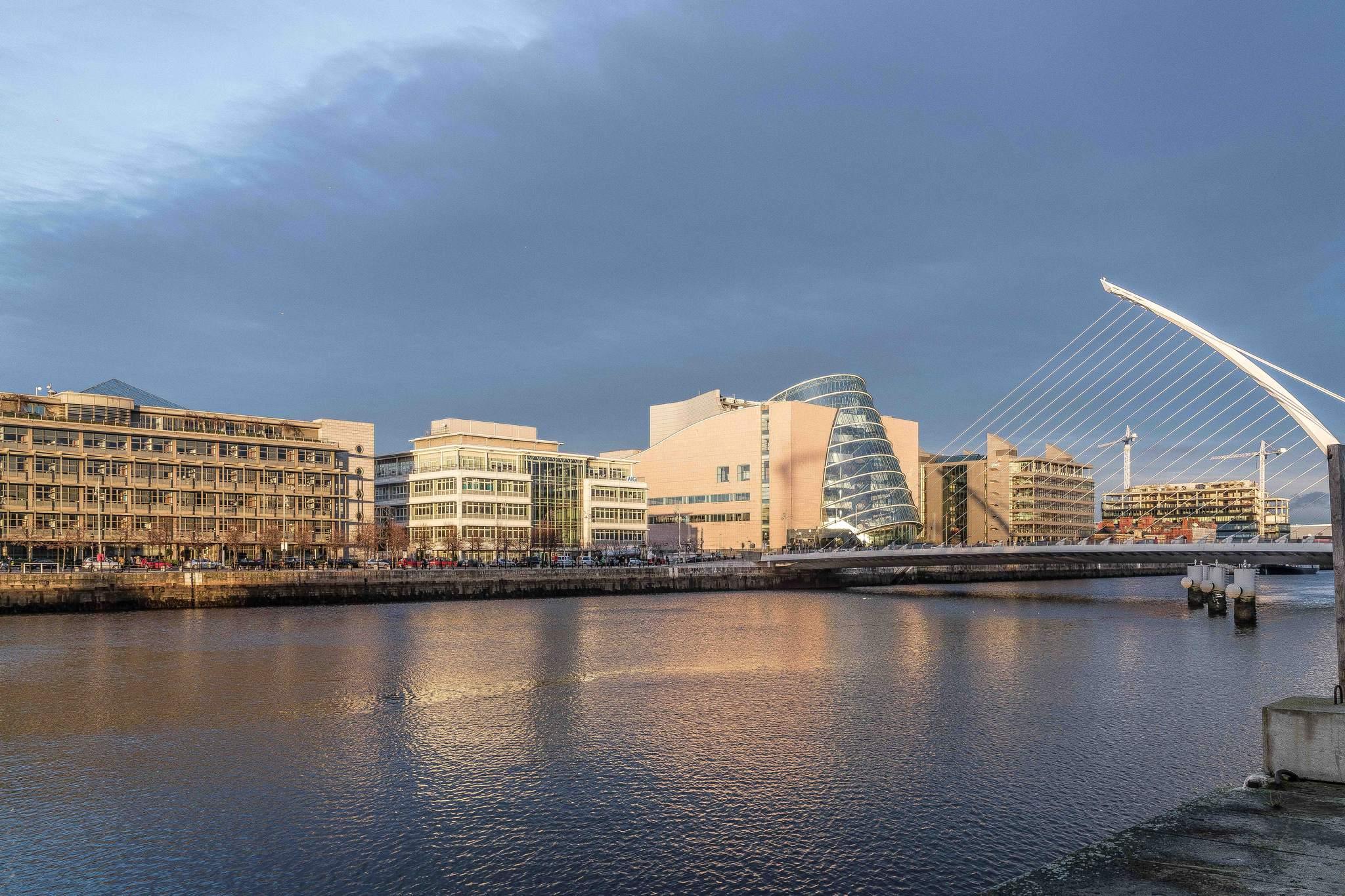 dublin docklands8 Walking Around Dublin Docklands by Marphy